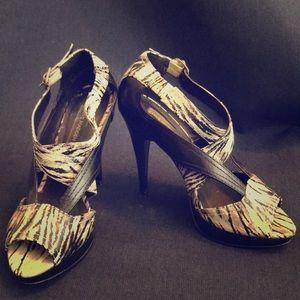 Steve Madden lux heels